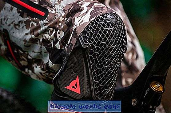 Revizuire: Dainese Trail Skins 2 genunchiere